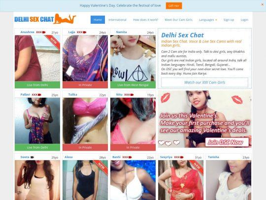 Delhi Sex Chat